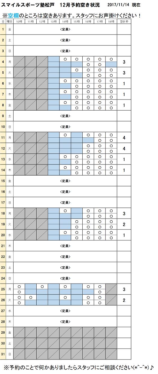 スポーツ塾松戸12月分空き状況11月14日現在.png