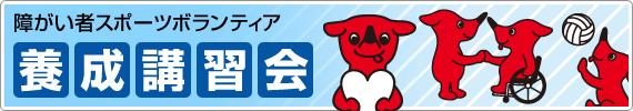 千葉県障がい者スポーツボランティア養成講習会